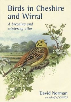 Birds in Cheshire and Wirral cover