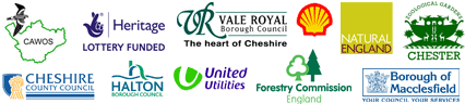 Cheshire & Wirral Bird Atlas sponsors
